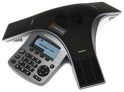 Polycom Soundstation IP 5000 (zonder AC power adapter)