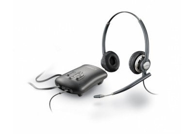 VistaPlus™ DM15E audio processor & Plantronics EncorePro DW301N