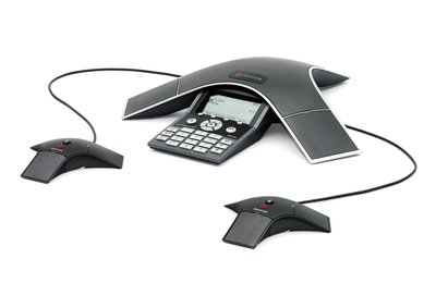 Polycom SoundStation IP 7000 extension microphones