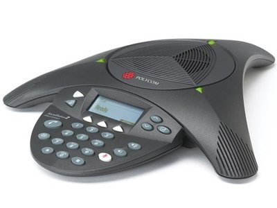 Polycom SoundStation 2 (Avaya Definity PBX omgeving)