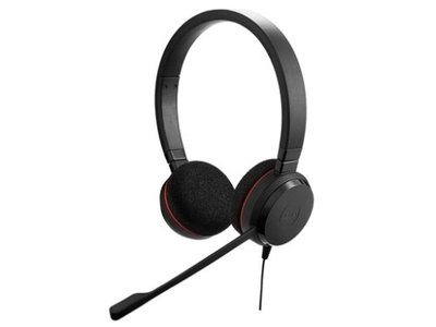 Jabra Evolve 20-ML Duo