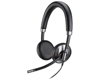 Plantronics Blackwire C725-UC Duo