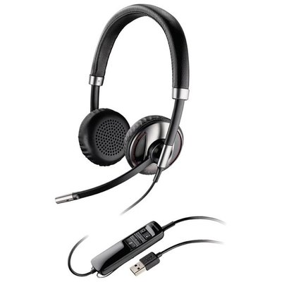 Plantronics Blackwire C520-M Duo