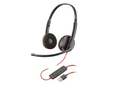 Plantronics BlackWire C3220 UC